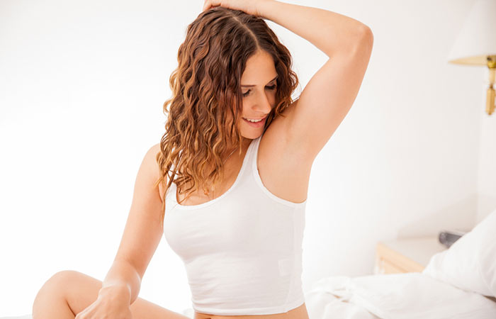 Preventing Armpit Rashes