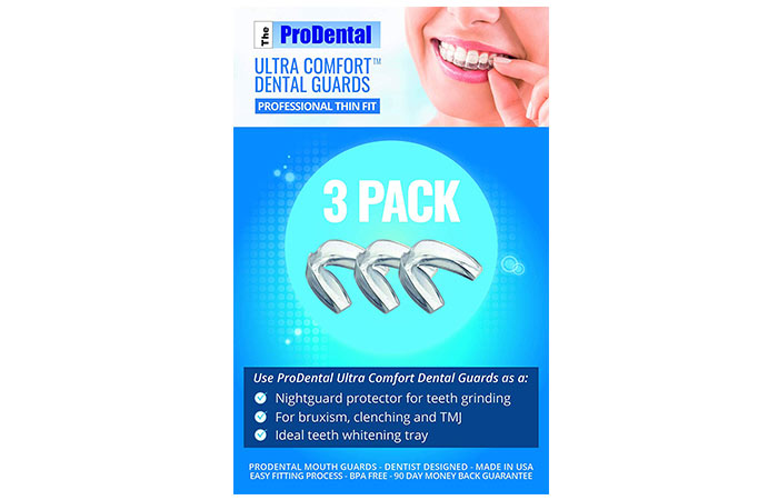 ProDental Thin And Trim Mouth Guard