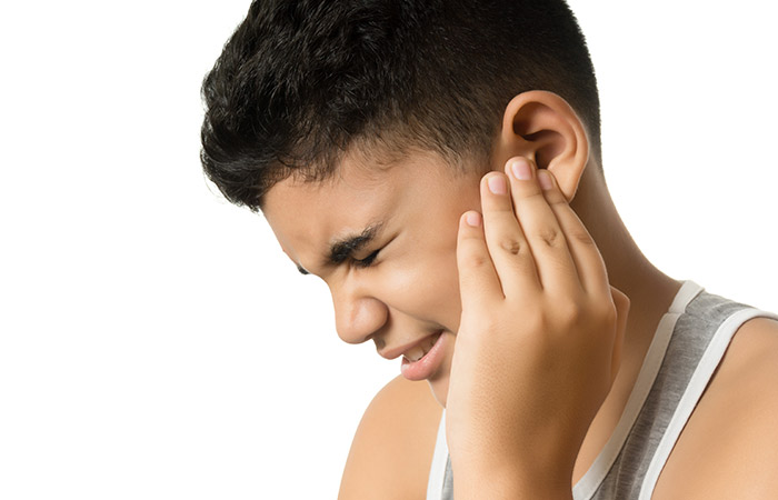 Relieve ear pain