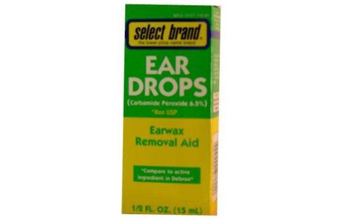 Select Brand Ear Wax Removal Aid