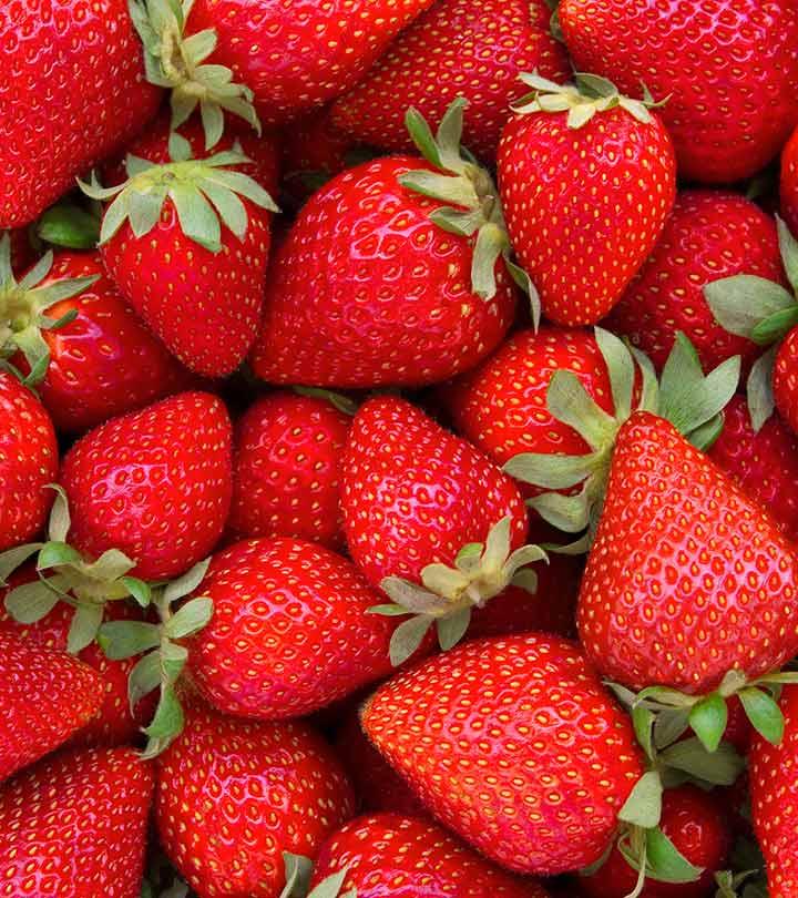 स्ट्रॉबेरी के 19 फायदे, उपयोग और