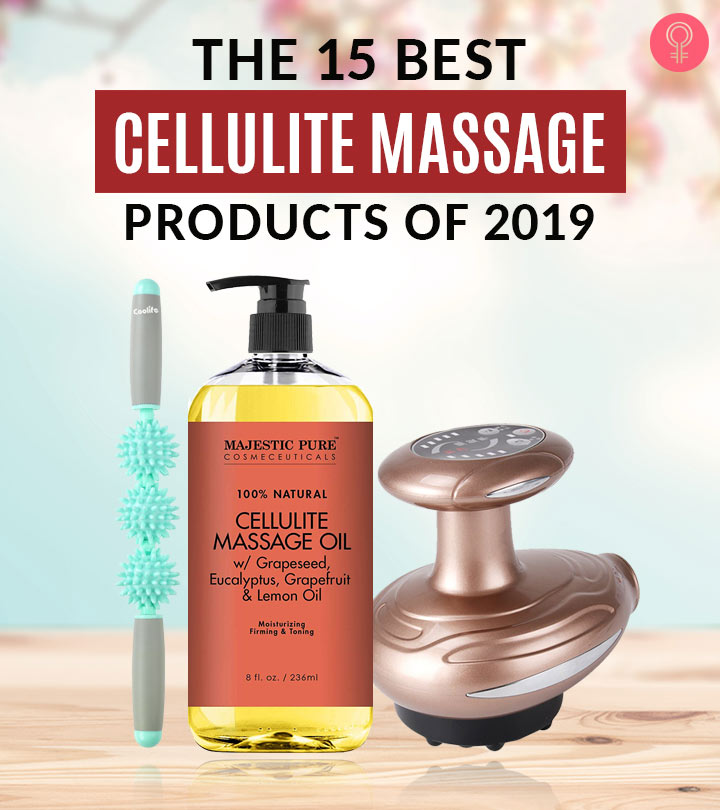 The 15 Best Cellulite Massage Products Of 2020