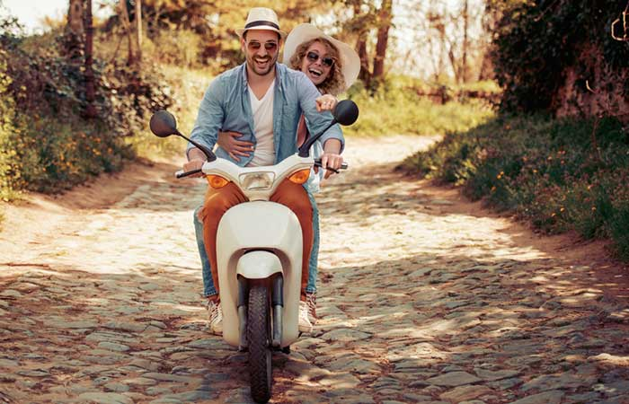 This simple accident of falling in love is as beneficial as it is astonishing