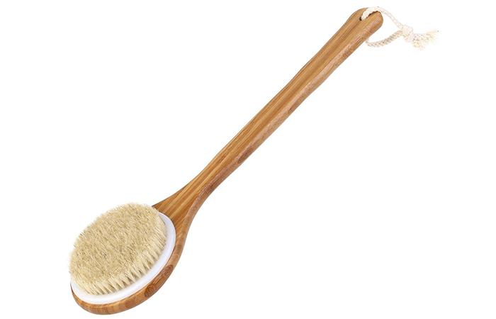 Tinksky Body Brush Back