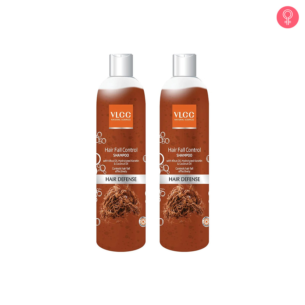 VLCC Hair Defense Hair Fall Control Shampoo