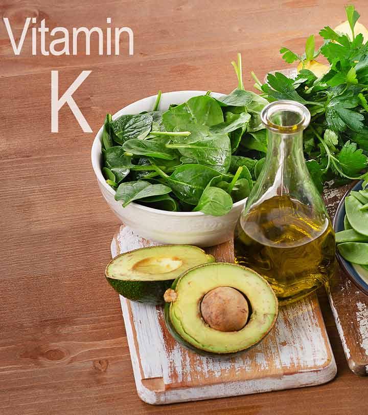 Vitamin K Deficiency in Hindi
