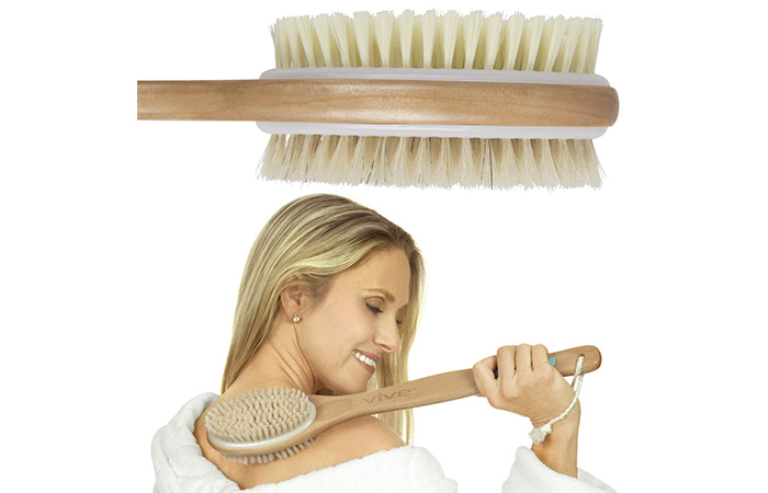 Vive Shower Brush