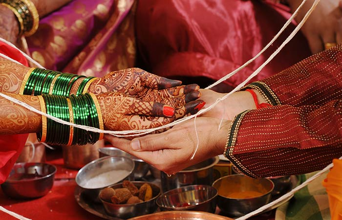 The first priest from West Bengal to marry without Kanyadaan