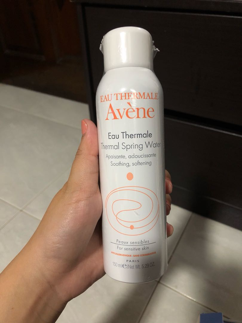 Avene Thermal Spring Water-Magic in a bottle-By aliyaaw_afra