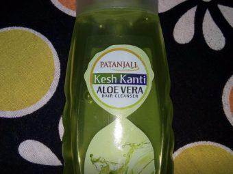 Patanjali Kesh Kanti Aloe Vera Hair Cleanser pic 1-More than average-By kiranbir_