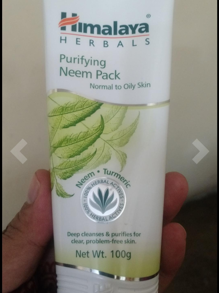 Himalaya Herbals Purifying Neem Peel Off Mask-Great product-By abhi_sharma