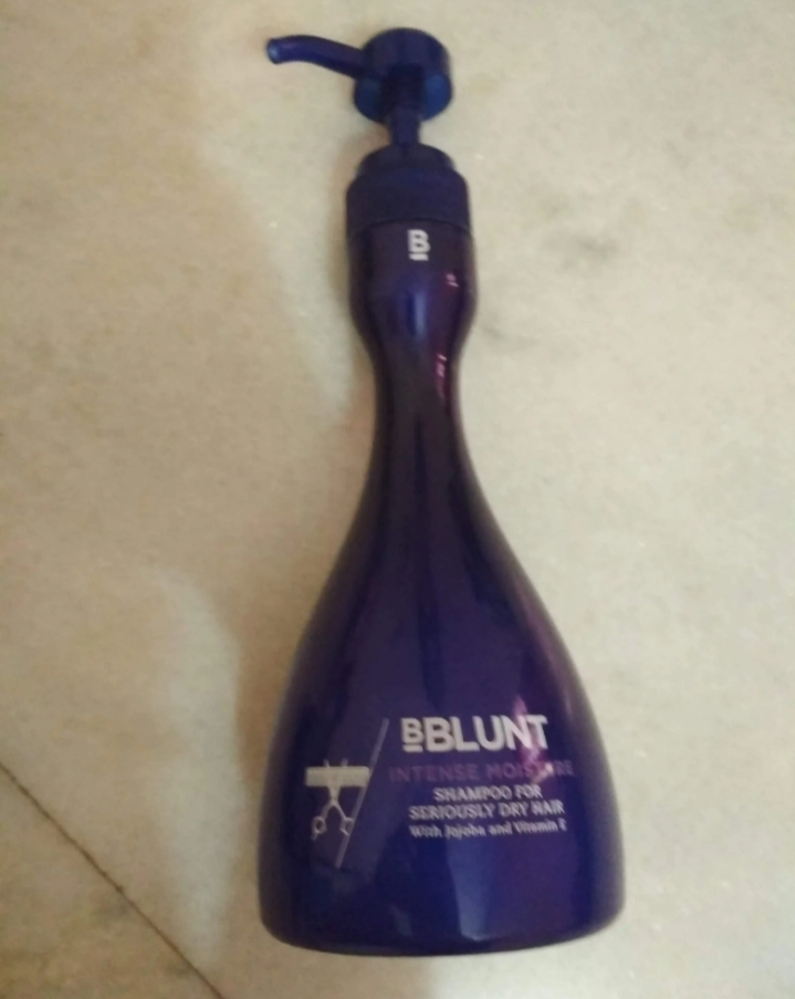 Bblunt Intense Moisture Shampoo-Nice product-By abhi_sharma