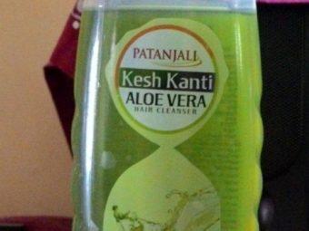 Patanjali Kesh Kanti Aloe Vera Hair Cleanser -Ok product-By abhi_sharma