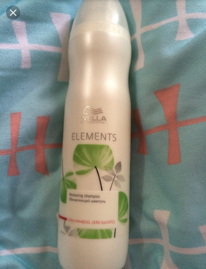 Wella Professionals Elements Renewing Shampoo-Nice product-By abhi_sharma