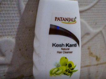 Patanjali Kesh Kanti Natural Hair Cleanser -Ok product-By abhi_sharma