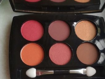 Lakme Absolute Illuminating Eyeshadow Palette pic 1-satisfied-By Nasreen