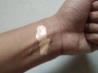 Clinique Superbalanced Makeup pic 1-suits normal to oily skin-By Nasreen