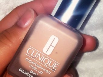 Clinique Superbalanced Makeup pic 2-suits normal to oily skin-By Nasreen