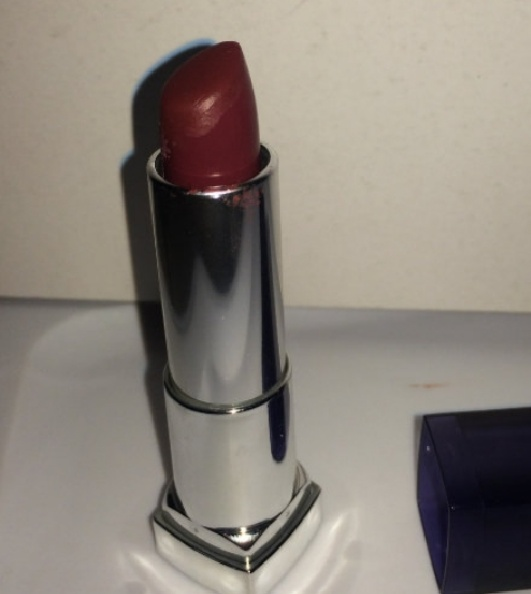 Maybelline Loaded Bolds Lipstick pic 2-good except for the transferring part-By Nasreen