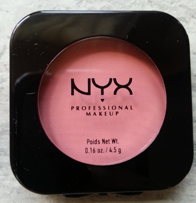 NYX Professional Makeup High Definition Blush-good shade-By Nasreen-2