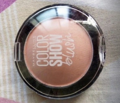 Maybelline Color Show Blush-perfect and affordable-By Nasreen-2