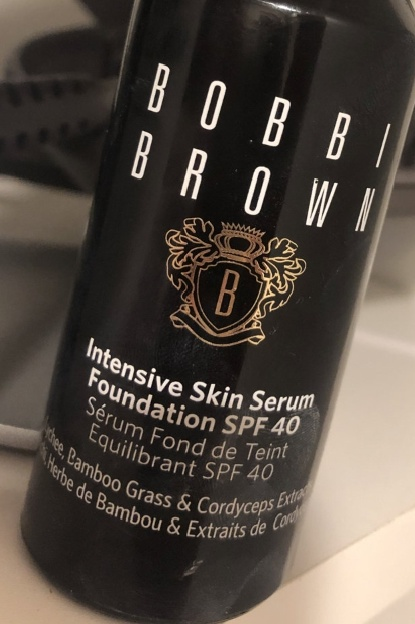 Bobbi Brown Intensive Skin Serum Foundation-very expensive and does not suit oily skin-By Nasreen-2