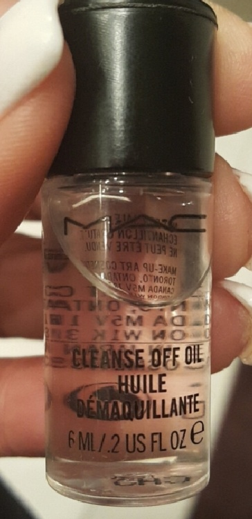 MAC Cleanse Off Oil-amazing product but very expensive-By Nasreen-1