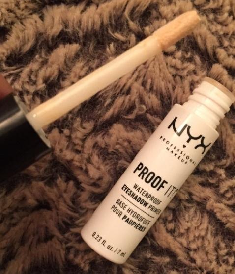 NYX Professional Makeup Proof It! Waterproof Eyeshadow Primer-good product-By Nasreen-1