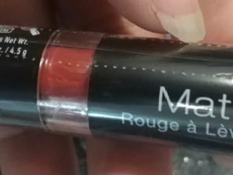 NYX Velvet Matte Lipstick pic 2-worthy-By Nasreen