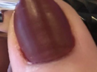 Inglot O2M Breathable Nail Enamel pic 1-good but very expensive-By Nasreen