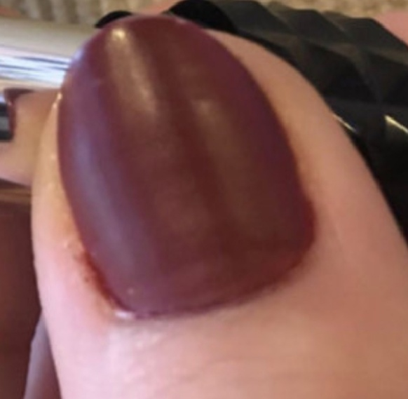 Inglot O2M Breathable Nail Enamel-good but very expensive-By Nasreen-1