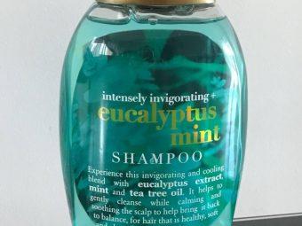 OGX Eucalyptus Mint Shampoo -Smells Divine-By samiya_saduf