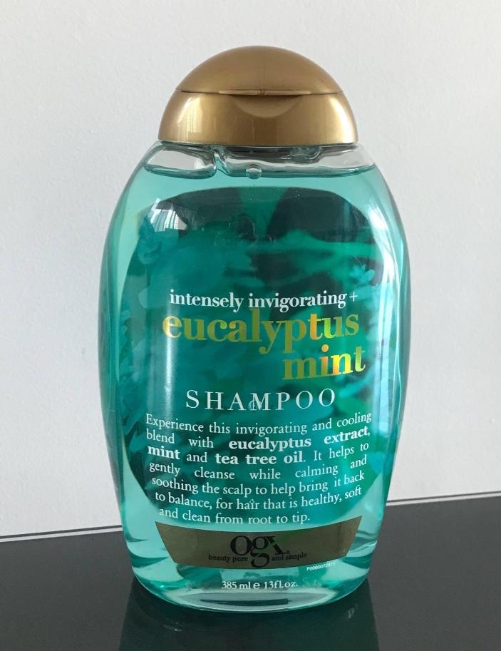 OGX Eucalyptus Mint Shampoo-Smells Divine-By samiya_saduf