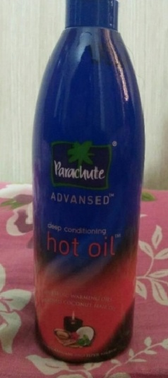 Parachute Advansed Ayurvedic Hot Oil pic 1-does not get solid during winter-By Nasreen