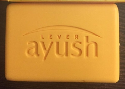 Lever Ayush Purifying Turmeric Soap-Just an another soap-By Nasreen-2