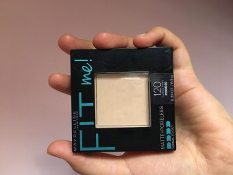 Maybelline Fit Me Matte And Poreless Powder pic 2-perfect for oily skin-By sobia_saman
