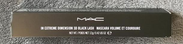 MAC In Extreme Dimension 3D Black Lash Mascara-Give A Good Volume !!-By sindoori_jayaprakash-1