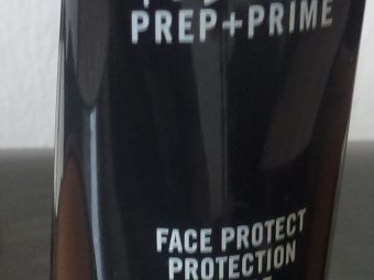MAC Prep And Prime Face Protect SPF 50 pic 2-Protective foundation-By aparna_dhakne