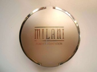 Milani Even-Touch Powder Foundation pic 1-Not convincing-By Samidha_Mathur