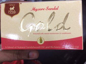 Mysore Sandal Gold Soap pic 2-An Aromatic Soap-By sindoori_jayaprakash