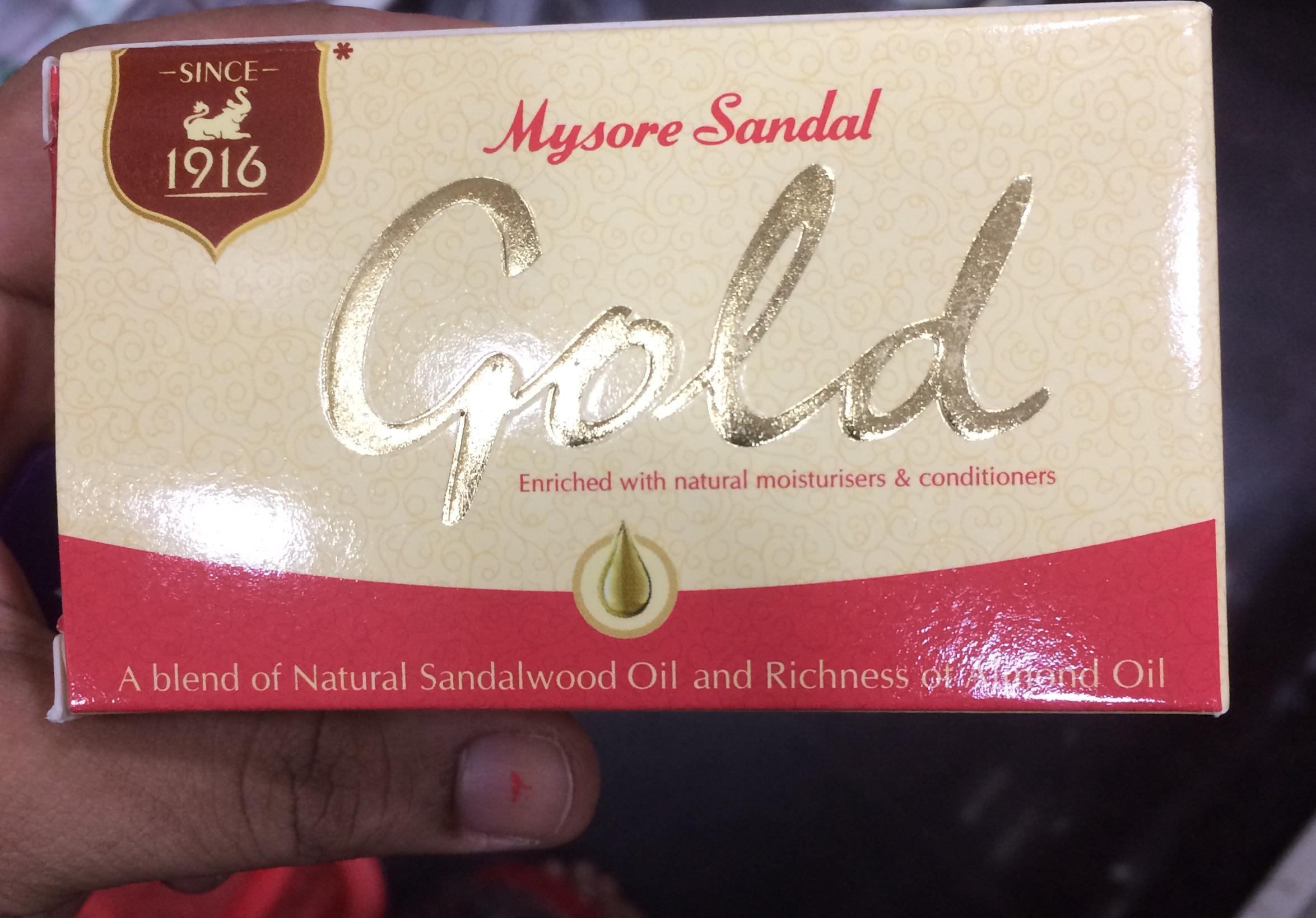 Mysore Sandal Gold Soap-An Aromatic Soap-By sindoori_jayaprakash-2
