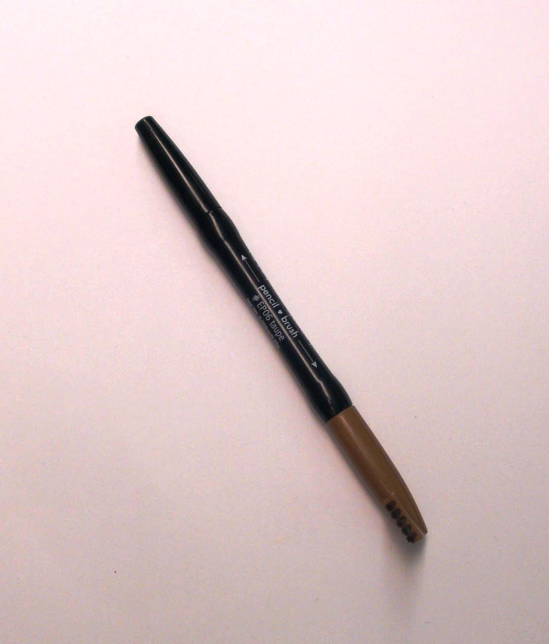 NYX Professional Makeup Auto Eyebrow Pencil-Comes with a brow brush-By riya_neema