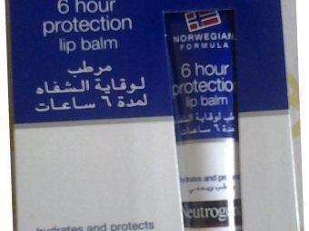 Neutrogena Norwegian Formula Lip Moisturizer pic 1-Moisturising lips-By aparna_dhakne