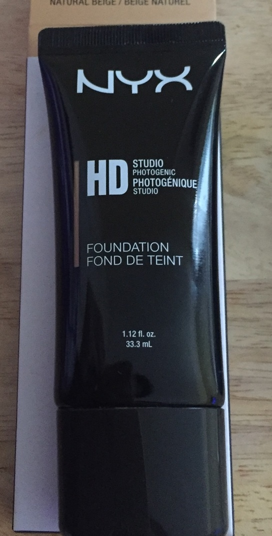 NYX HD Studio Photogenic Foundation pic 2-Flawless skin-By aparna_dhakne