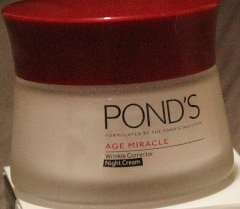 Ponds Age Miracle Wrinkle Corrector Night Cream-Anti againg cream-By aparna_dhakne-2