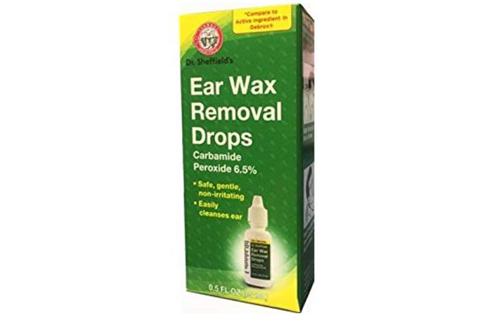 r.Sheffields Ear Wax Removal Drops