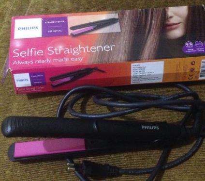 Philips Hp8302/06 Selfie Hair Straightener -Easy hair straightening-By kirti_sharma