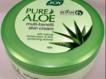 Joy Pure Aloe Multi Benefit Skin Cream -Give it a miss-By samiya_saduf
