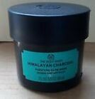 The Body Shop Himalayan Charcoal Purifying Glow Mask-Best glow mask ever came across-By kirti_sharma-1