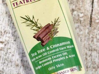 Lotus Herbals Teatreewash pic 1-Face Wash to Treat Acne And Pimples !!-By sindoori_jayaprakash